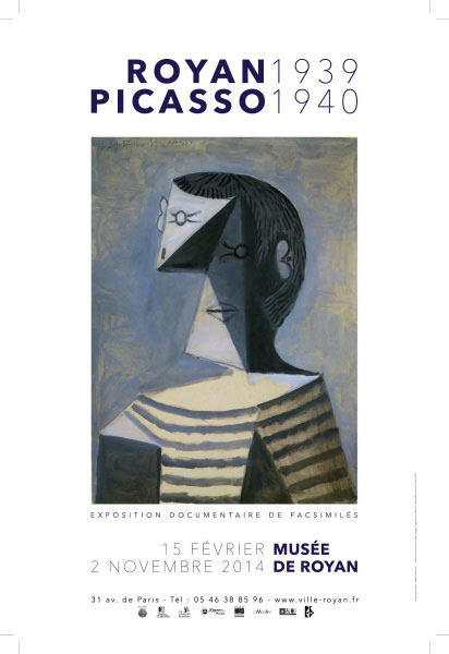 Royan-Picasso 1939-1940